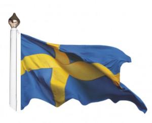 Köp en Svensk flagga