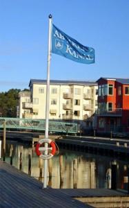 Reklamflaggor Stockholm