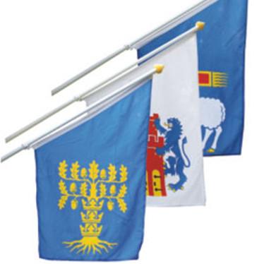 Regions- & Landskapsflaggor